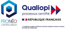 Logos certifiés OF